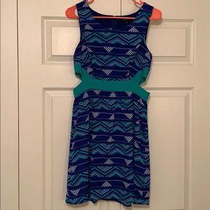 Cut outs!! Summer dress!